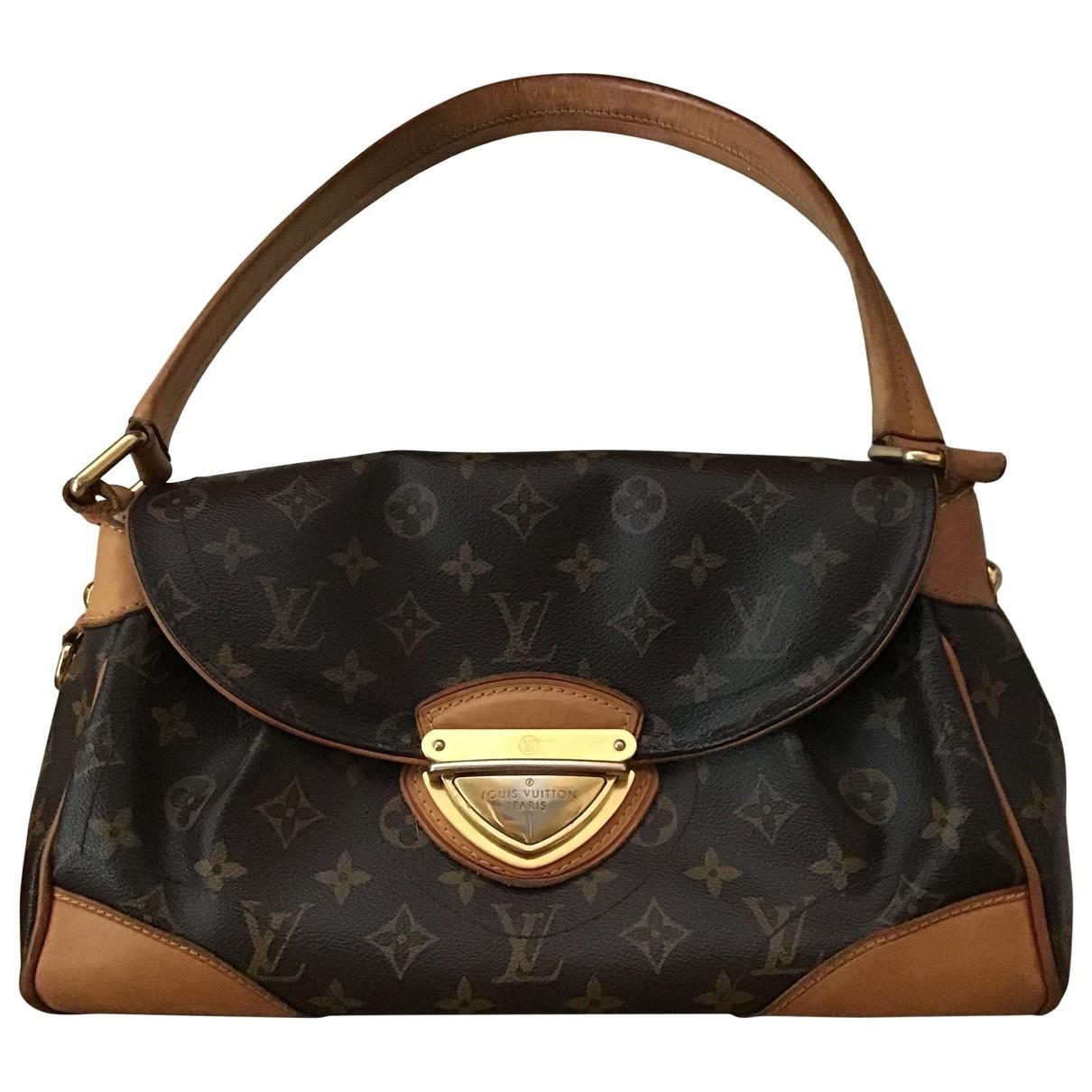 Louis Vuitton Beverly Cloth handbag for Women \N