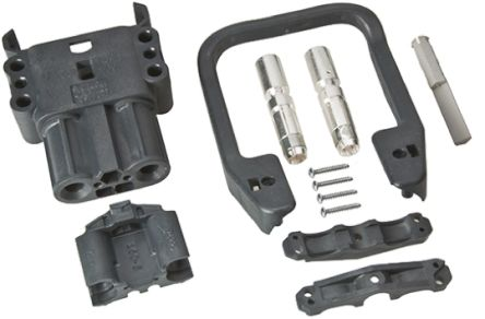 Anderson Power Products Heavy Duty Power Connector 2 Way Female 160A Connector Kit