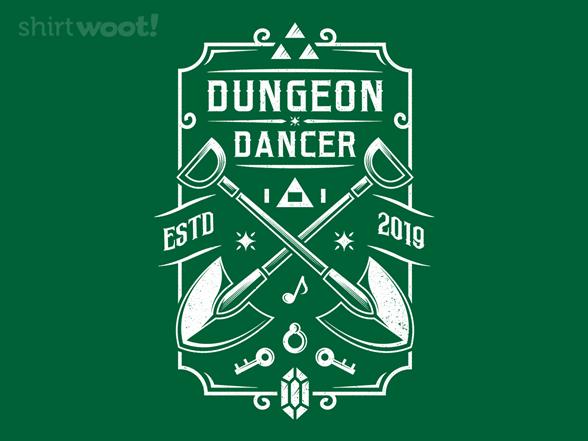 Dungeon Dancer T Shirt