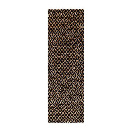 Safavieh Franco Geometric Rectangular Rug, One Size , Black
