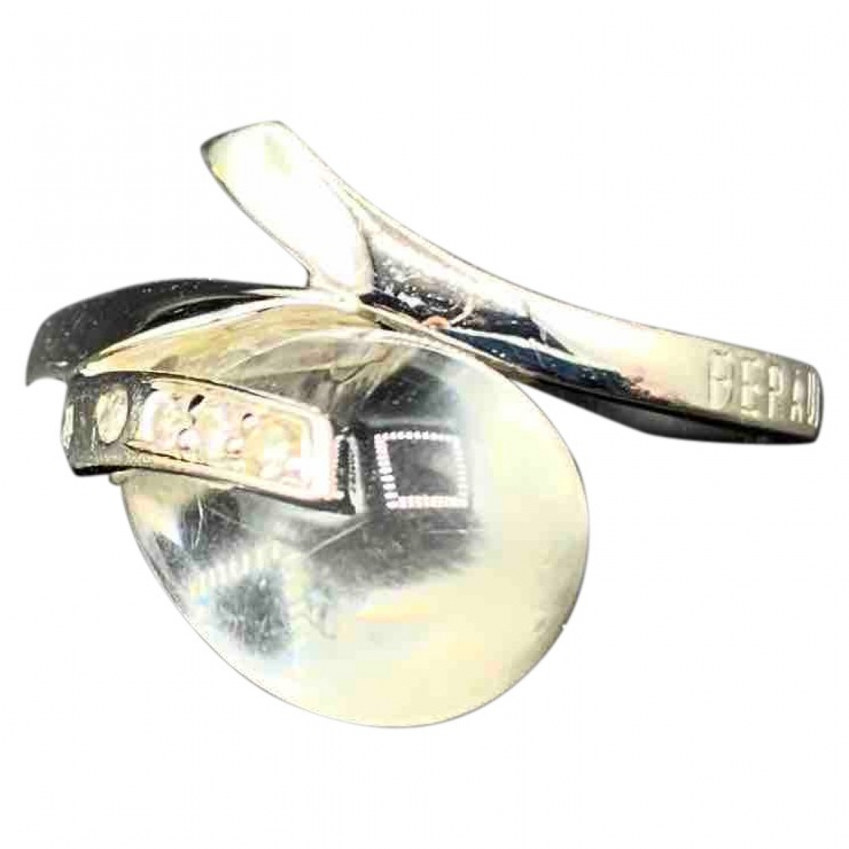 Louis Feraud \N Ring in  Silber Weissgold