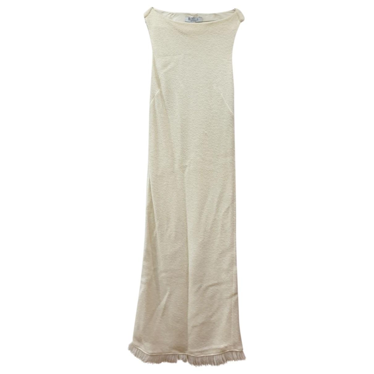 Maxi vestido de Lana Marella