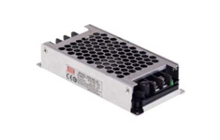 Mean Well RSD-60 60W Isolated DC-DC Converter Chassis Mount, Voltage in 9 → 36 V dc, Voltage out 24V dc Railway