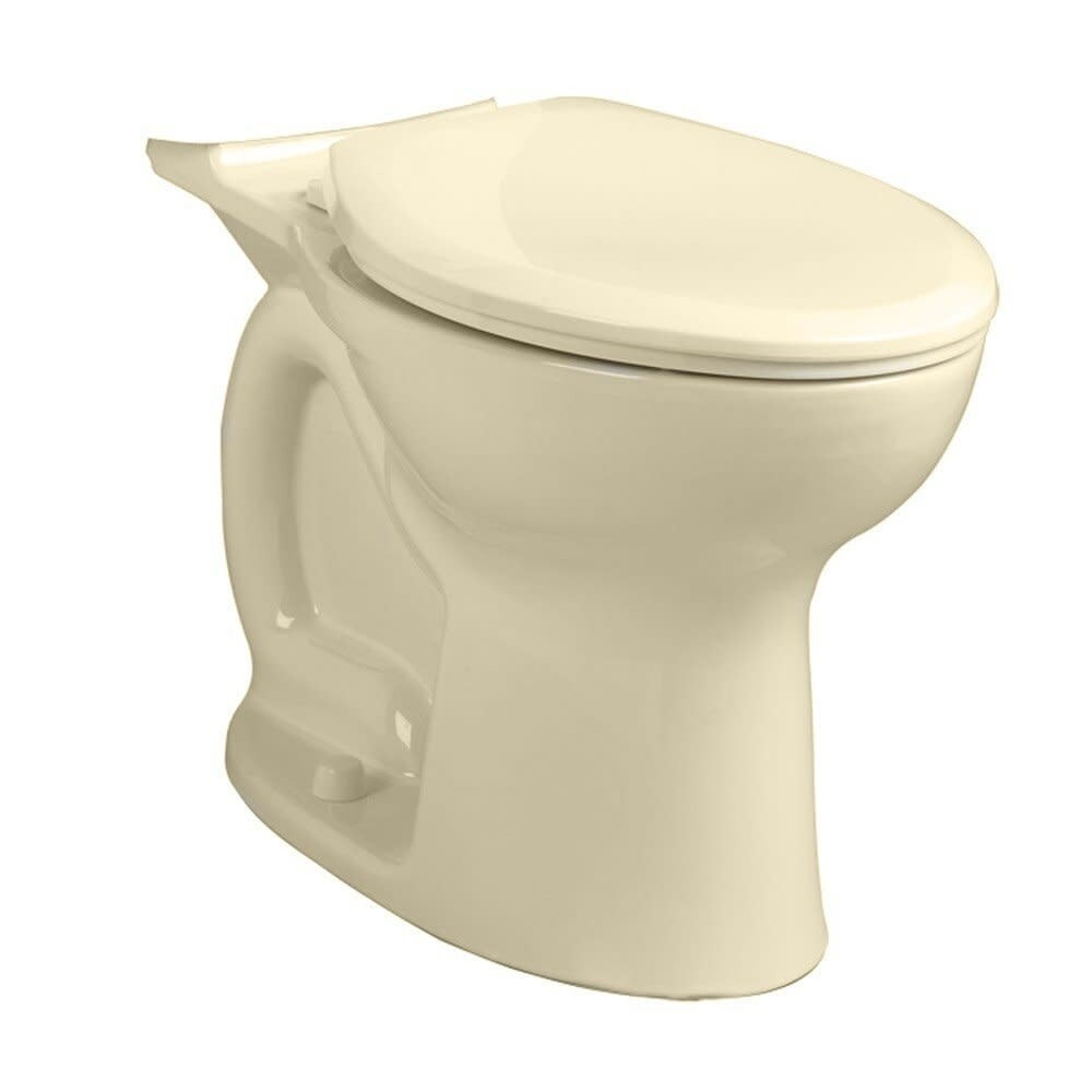 American Standard 3517A.101 Cadet Pro Elongated Toilet Bowl Only with (Linen)
