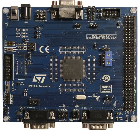STMicroelectronics Discovery MCU Evaluation Board SPC56EL70L5DISP