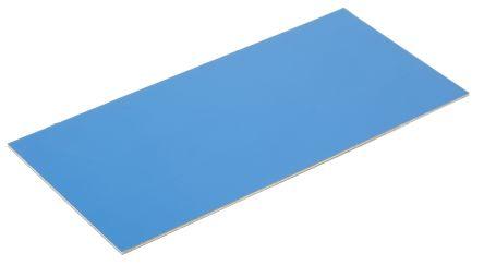 Fortex 03-5189, Single Sided Photoresist Board FR4 30μm Copper Thick, 100 x 220 x 1.6mm