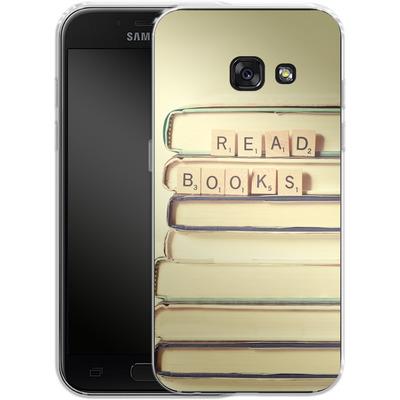 Samsung Galaxy A3 (2017) Silikon Handyhuelle - Read Books von Joy StClaire