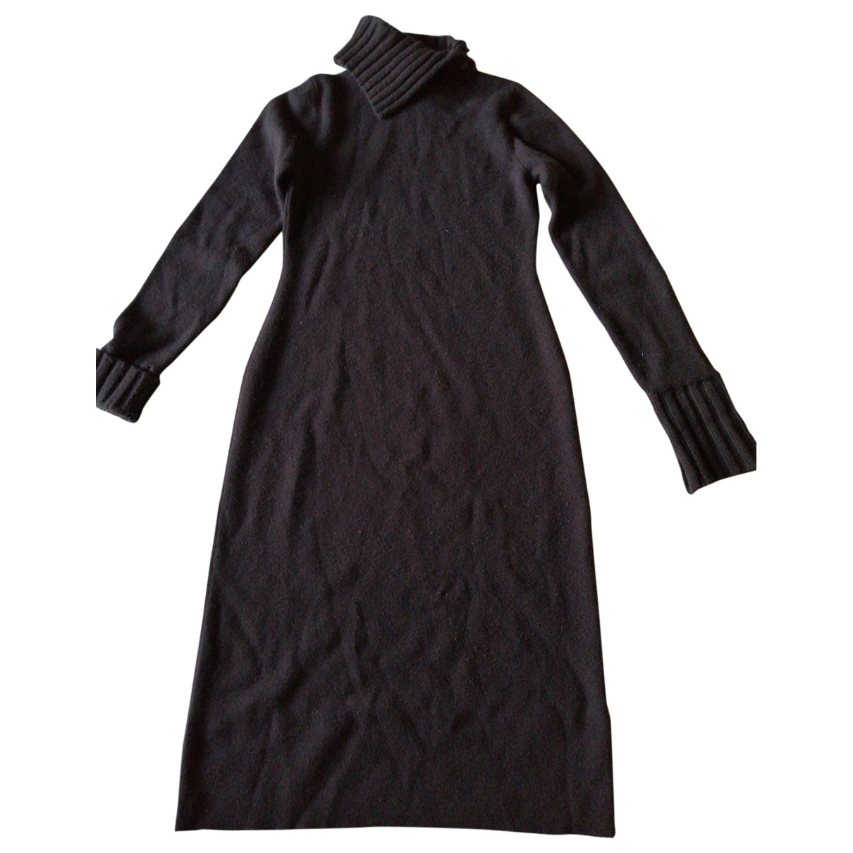 Malo \N Brown Cashmere dress for Women 40 IT