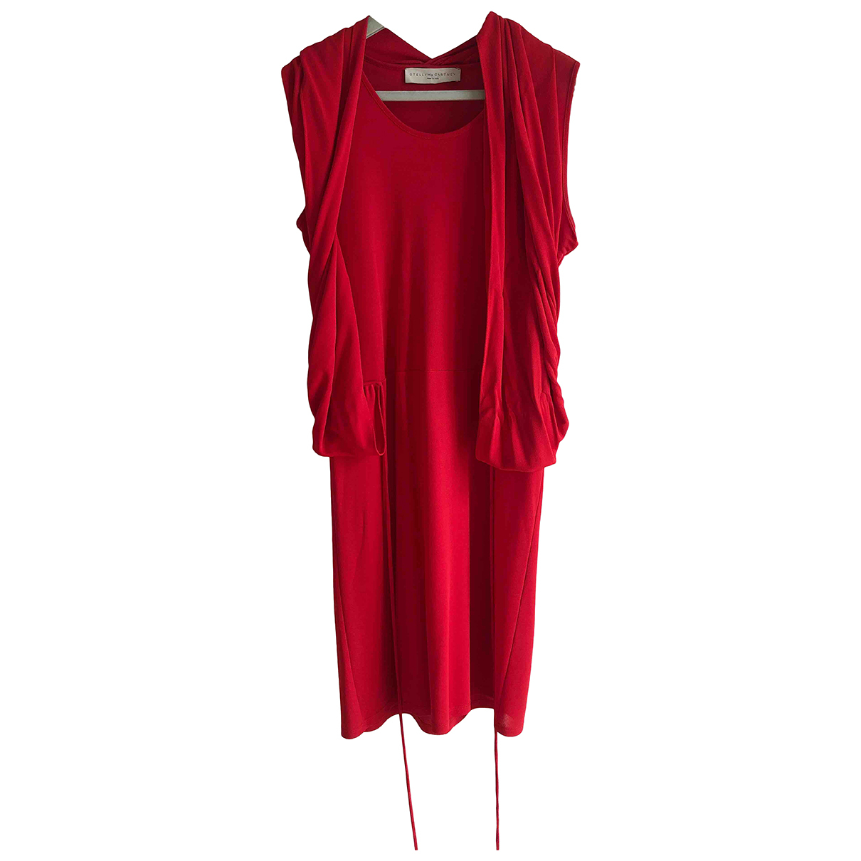 Stella Mccartney N Red dress for Women 40 FR