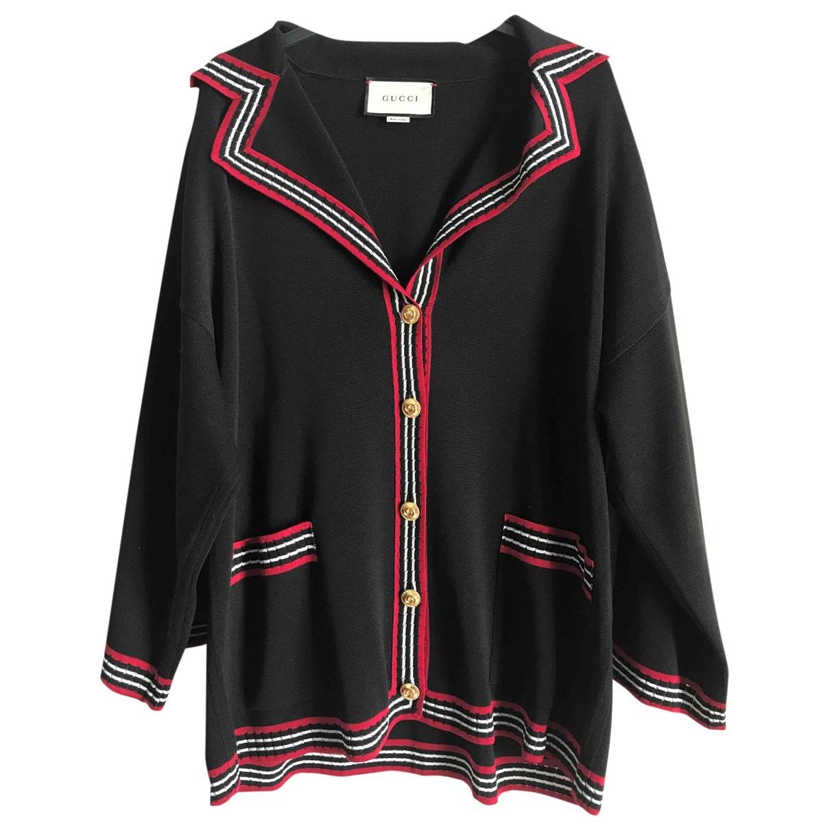Gucci N Black Silk Knitwear for Women S International