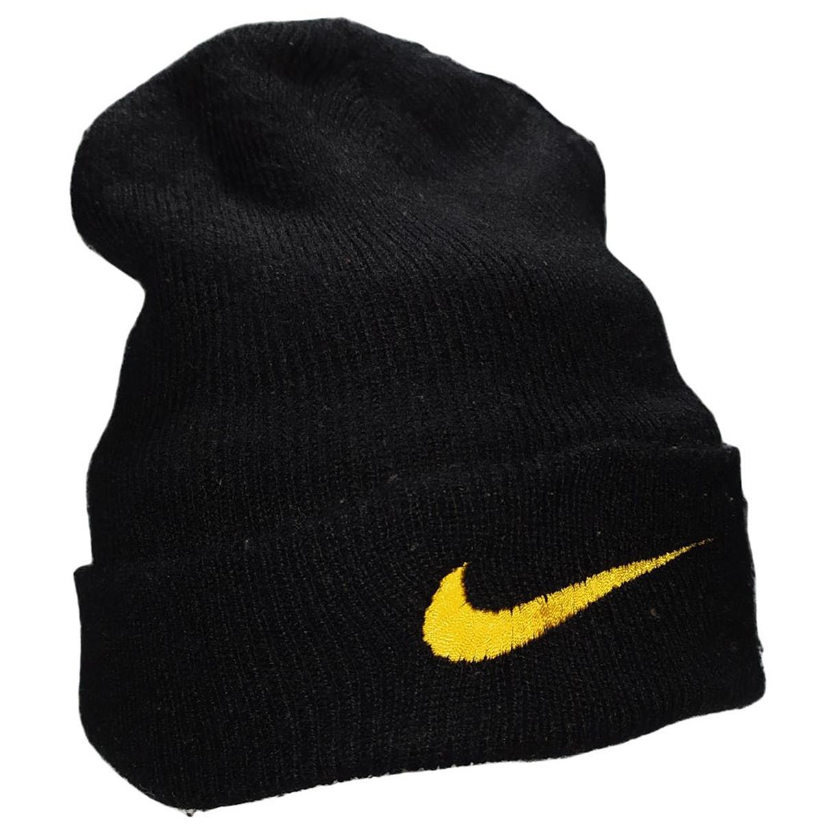 Nike - Chapeau & Bonnets   pour homme - noir