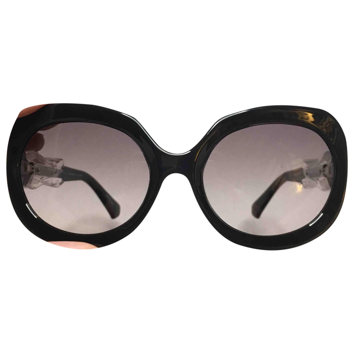 Emilio Pucci \N Black Sunglasses for Women \N