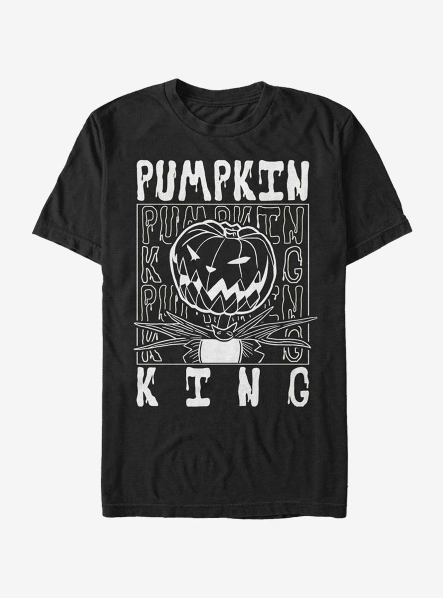 Disney The Nightmare Before Christmas Pumpkin King T-Shirt
