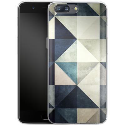 OnePlus 5 Silikon Handyhuelle - Glyzbryks von Spires