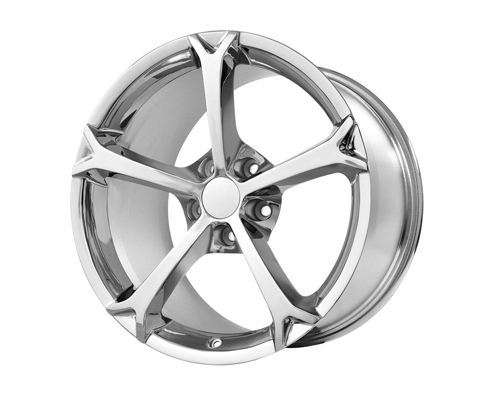 OE Creations 130C-896156 PR130 Wheel 18x9.5 5x5x120.65 +56mm Chrome