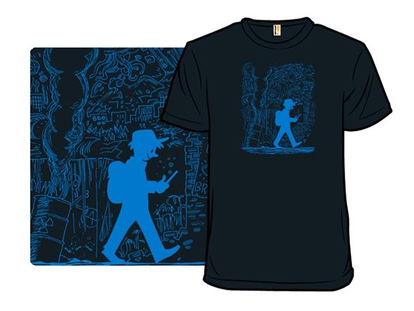 Dystopiamon T Shirt