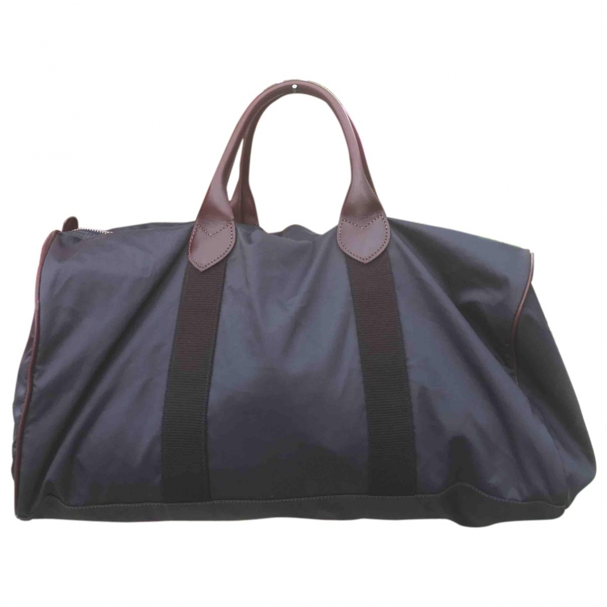 Apc \N Blue Cotton bag for Men \N