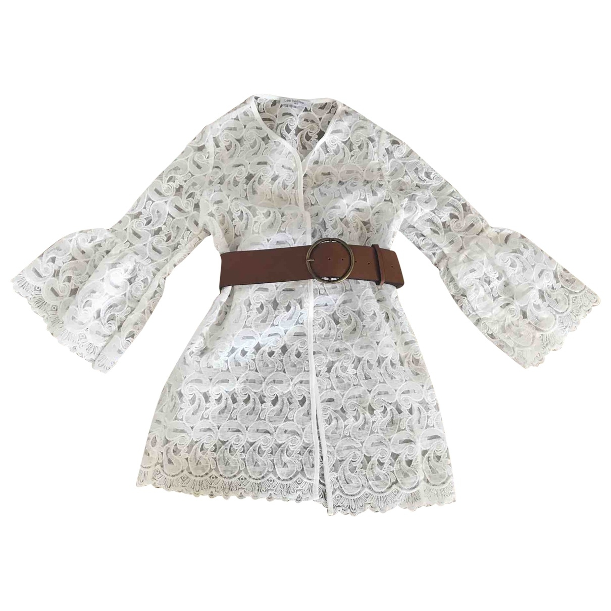 Les Petites \N White jacket for Women M International