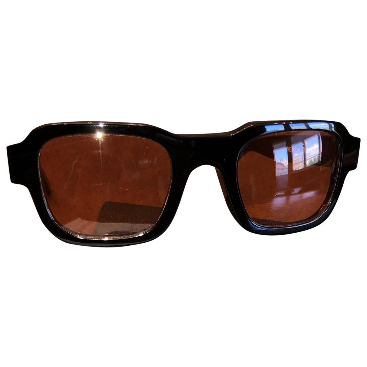 Thierry Lasry \N Black Sunglasses for Men \N