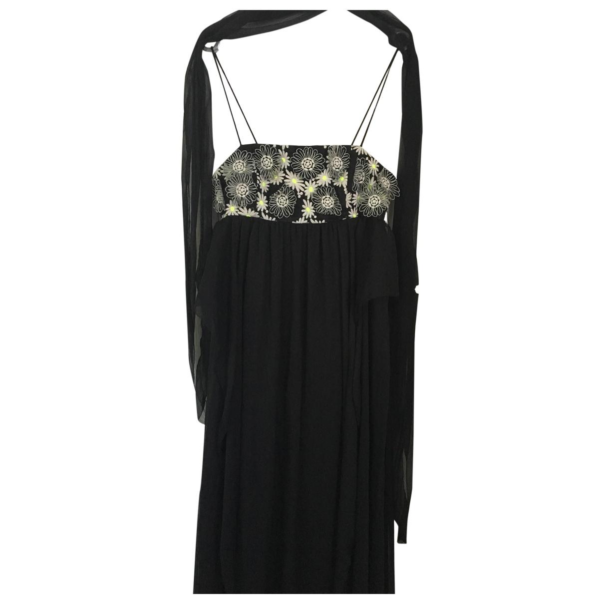 Manoush - Robe   pour femme - noir