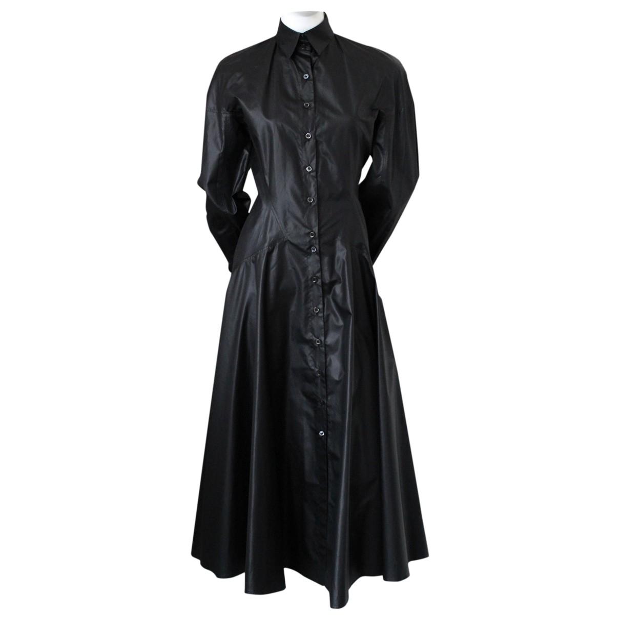 Maxi vestido de Seda Alaia