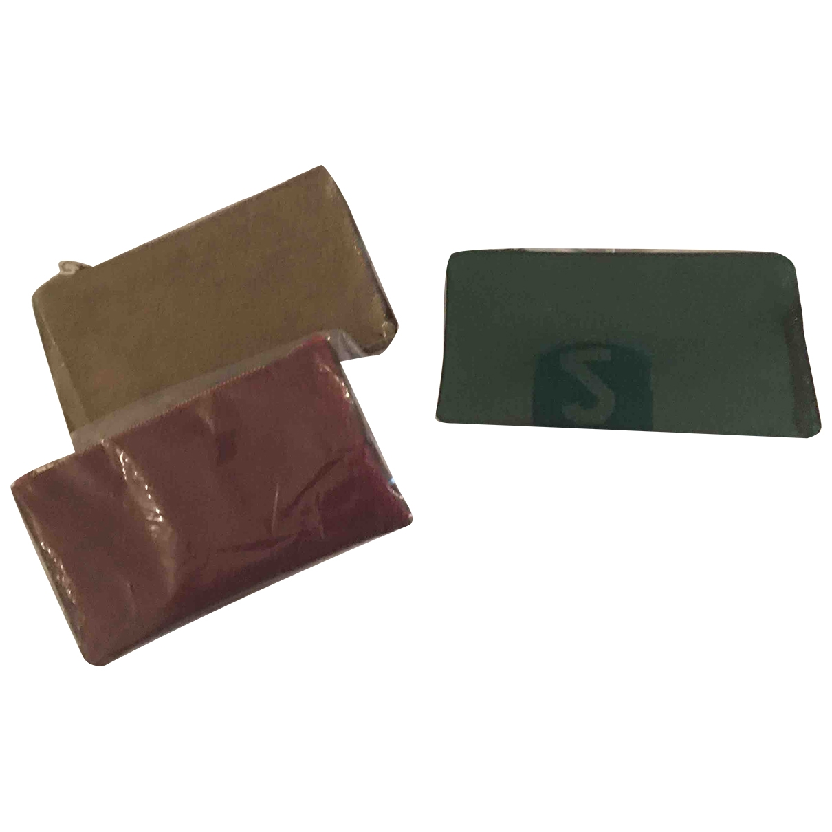 Bolsos clutch en Plastico Multicolor Charlotte Olympia