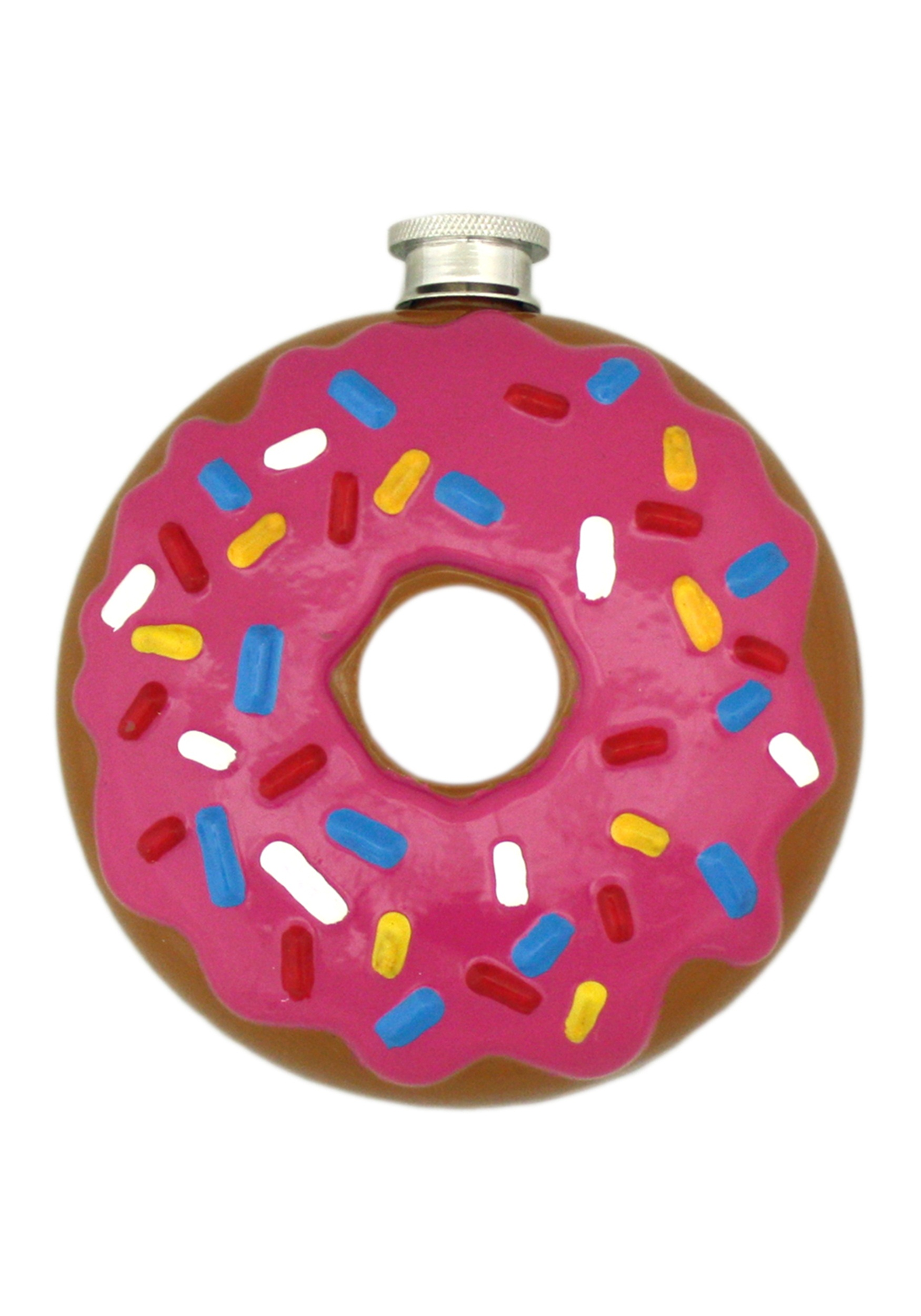 Simpsons Donut Flask Accessory