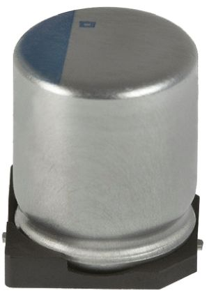 Nippon Chemi-Con 33μF Polymer Capacitor 16V dc, Surface Mount - APXE160ARA330ME61G (5)