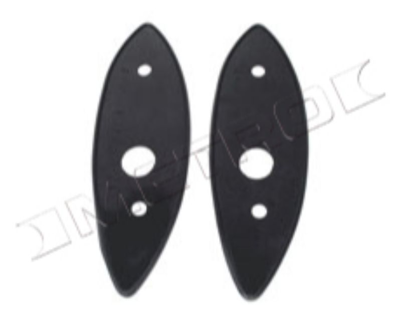 Metro Moulded MP 350-B Headlight Pads Lasalle Series 50 1934