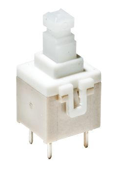 C & K Double Pole Double Throw (DPDT) Momentary Push Button Switch, Through Hole, 32V dc