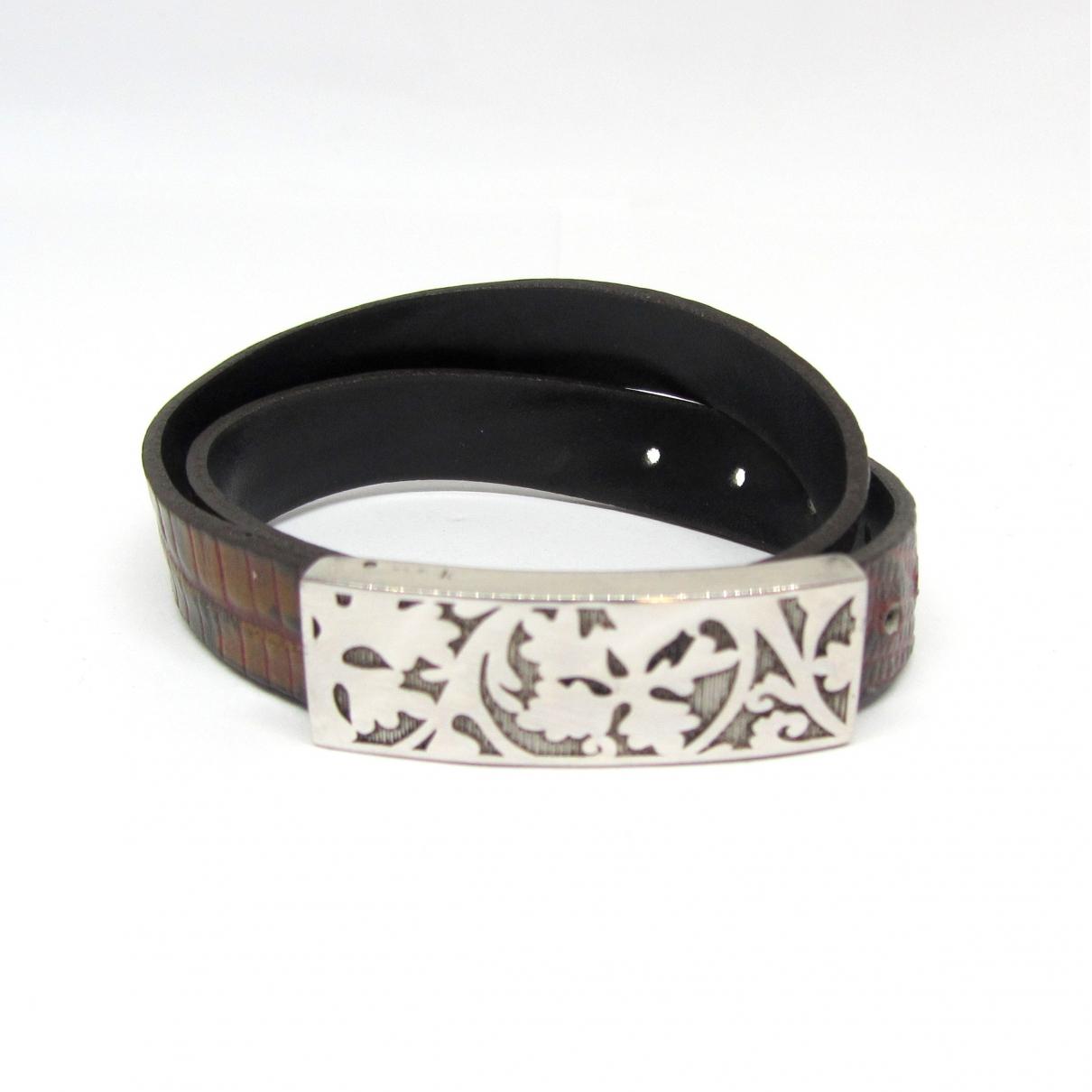 Kenzo \N Armband in  Silber Silber