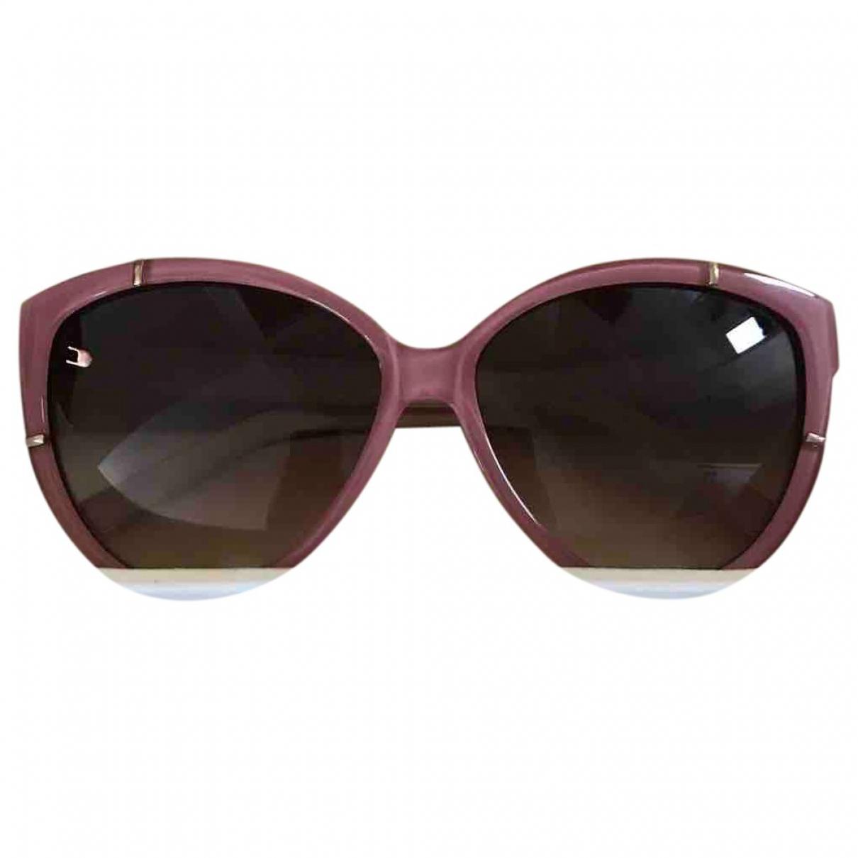 Chloe \N Sonnenbrillen in  Bunt Kunststoff