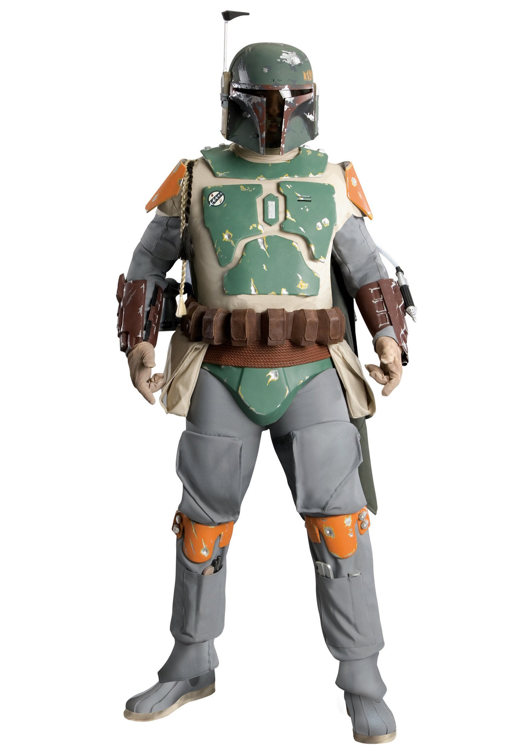 Ultimate Deluxe Boba Fett Costume from Star Wars