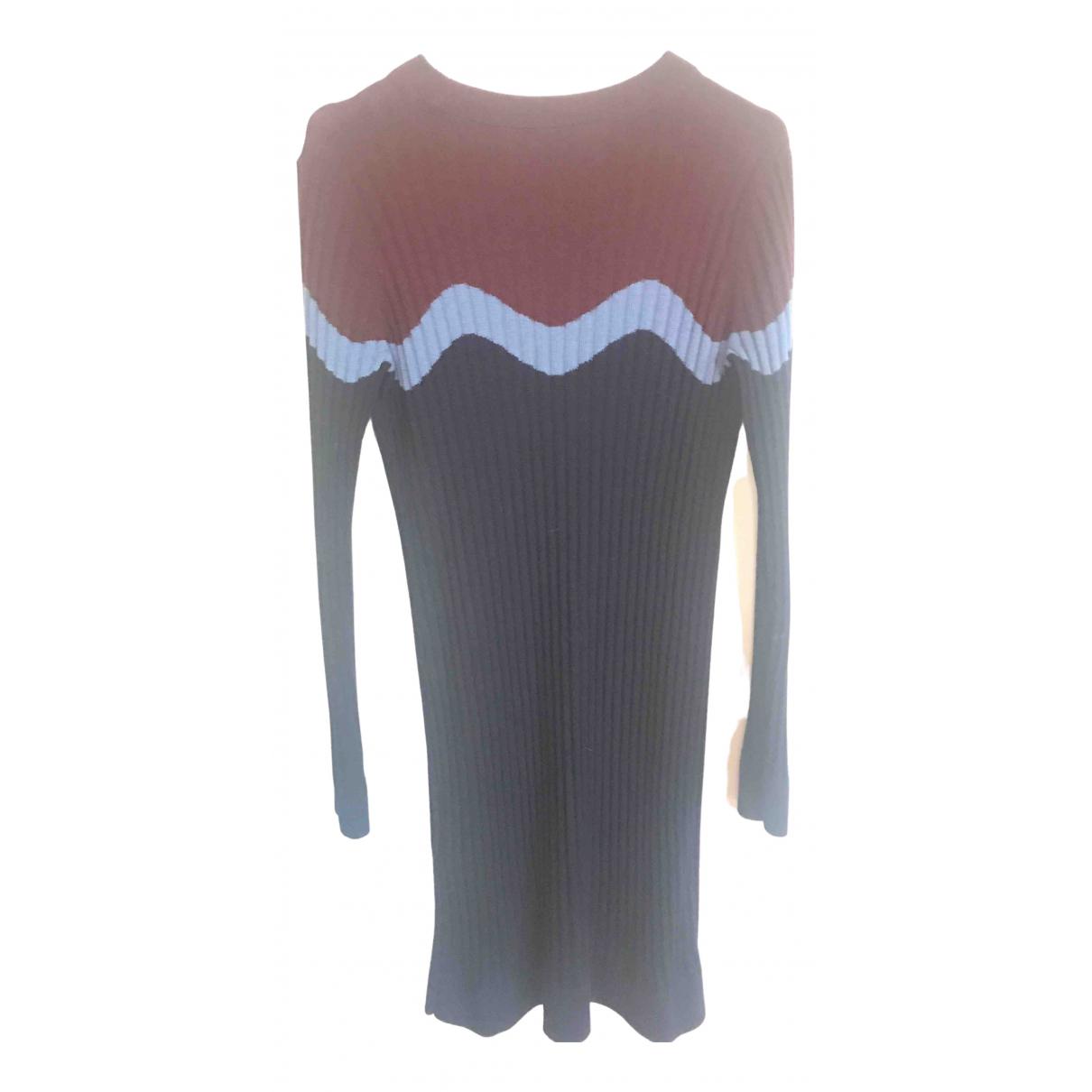Cos \N Kleid in  Bunt Wolle
