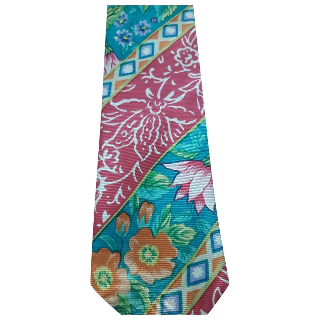 Corbata de Seda Kenzo