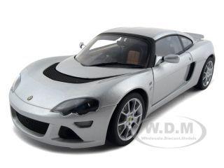Lotus Europa S Silver 1/18 Diecast Model Car by Autoart