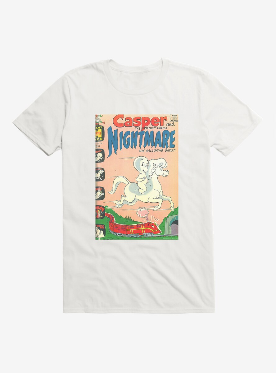 Casper The Friendly Ghost Nightmare The Ghost T-Shirt