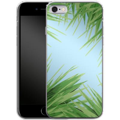 Apple iPhone 6 Silikon Handyhuelle - Aloe von Mukta Lata Barua