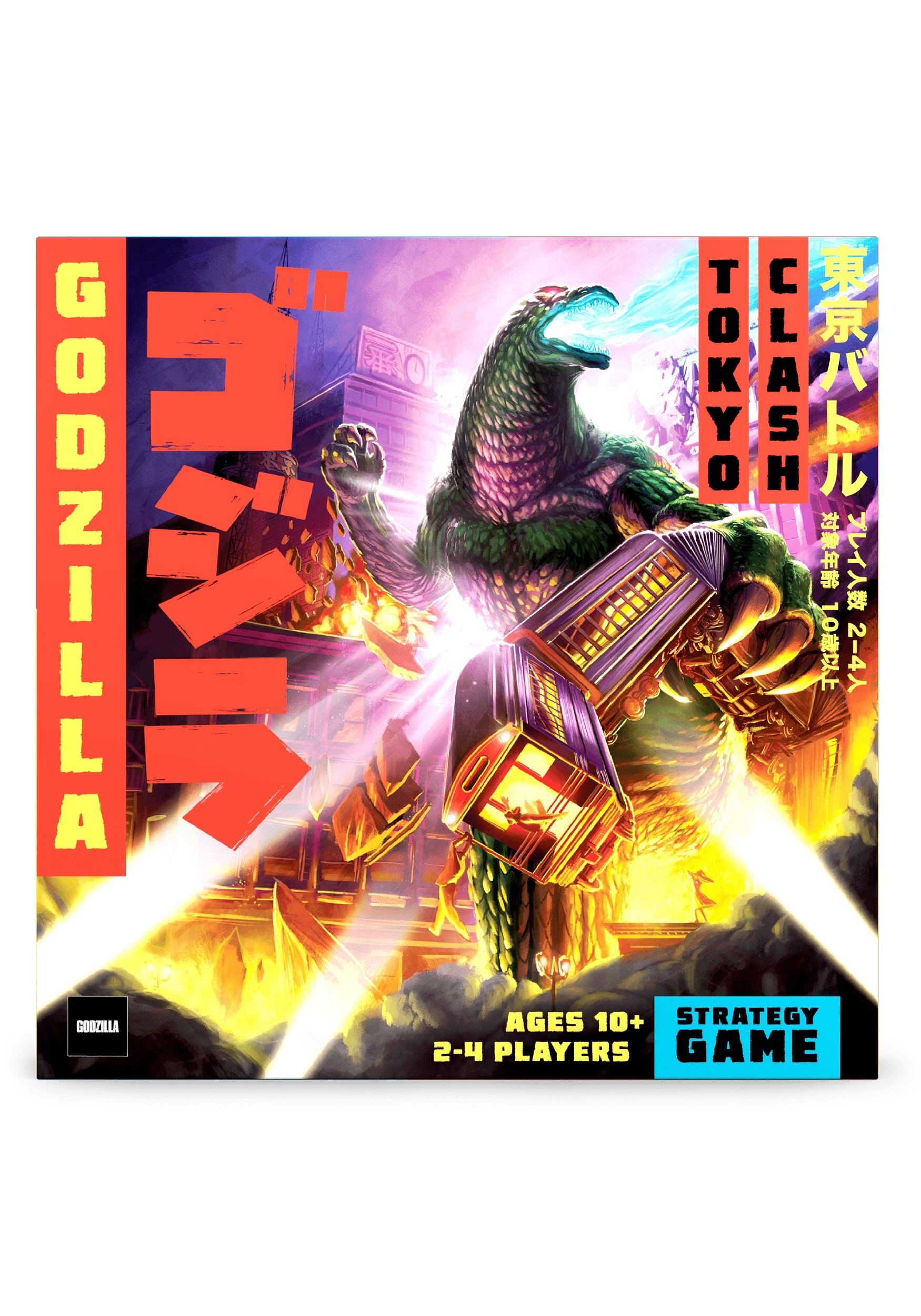 Signature Games Godzilla Game