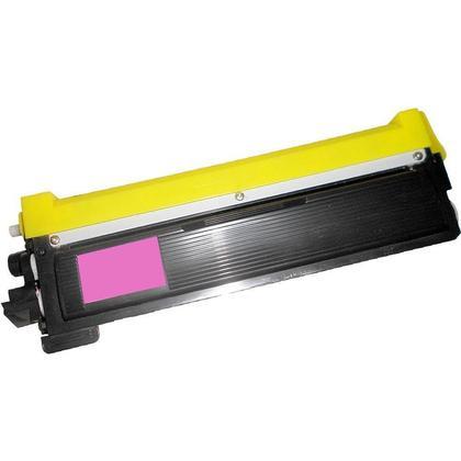 Compatible Brother TN210 Magenta Toner Cartridge - Economical Box