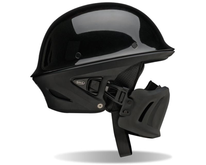 Bell Racing 7000796 Rogue Solid Black Helmet 60-61   XL