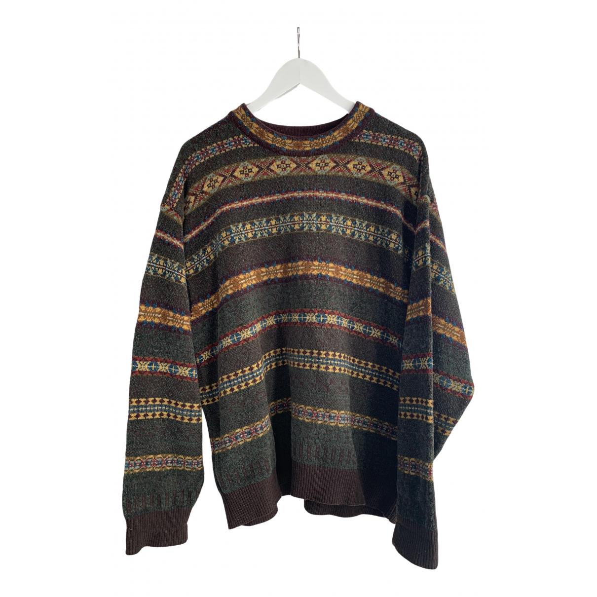 Kenzo \N Multicolour Wool Knitwear & Sweatshirts for Men L International