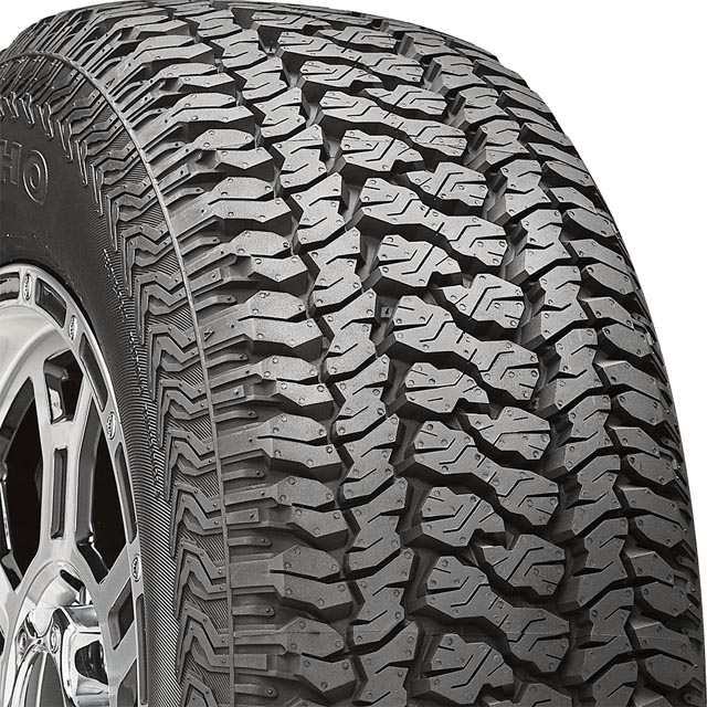 Kumho 2169273 Road Venture A/T 51 Tire P 265/70 R18 114T SL BSW