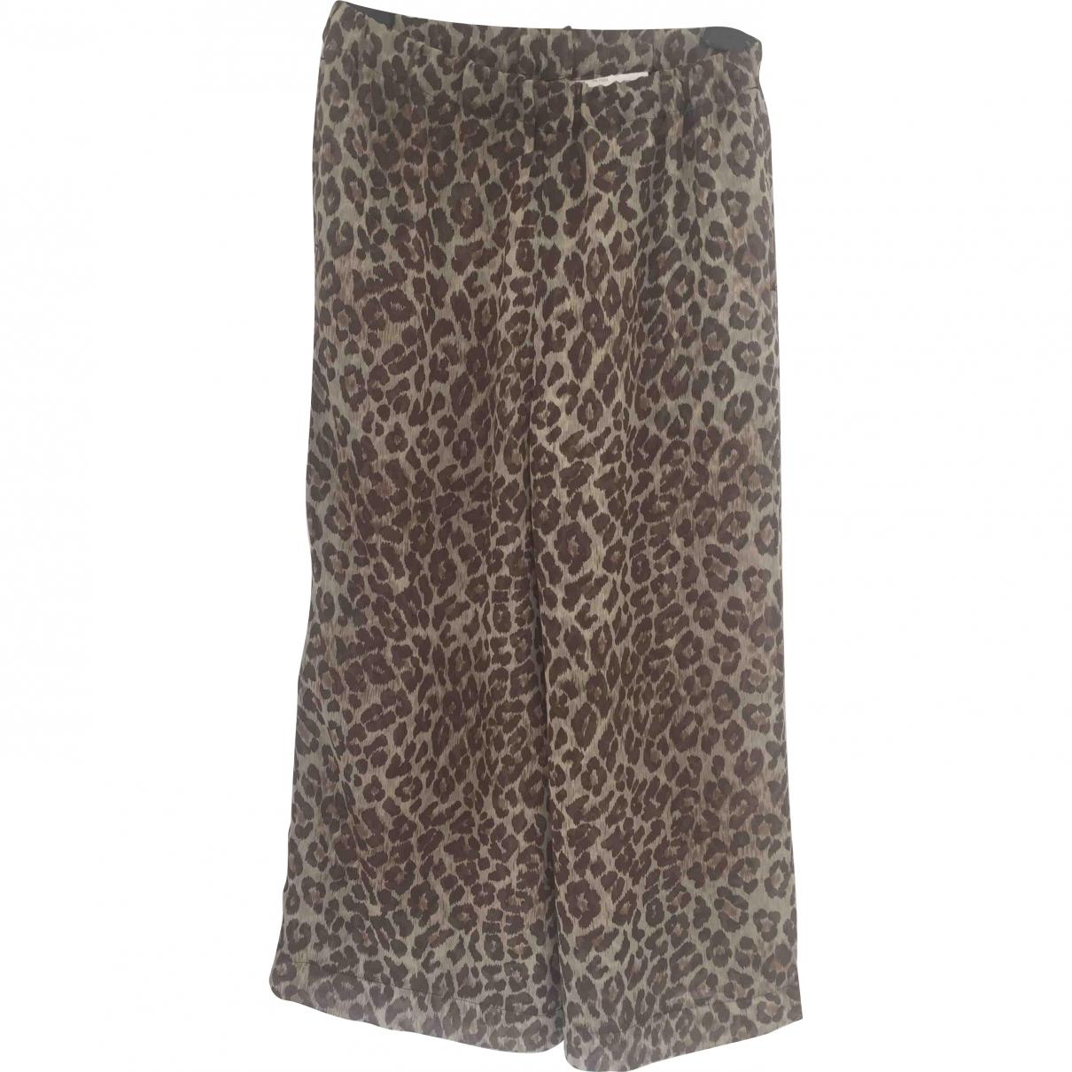 Comme Des Garcons \N Trousers for Women 36 FR