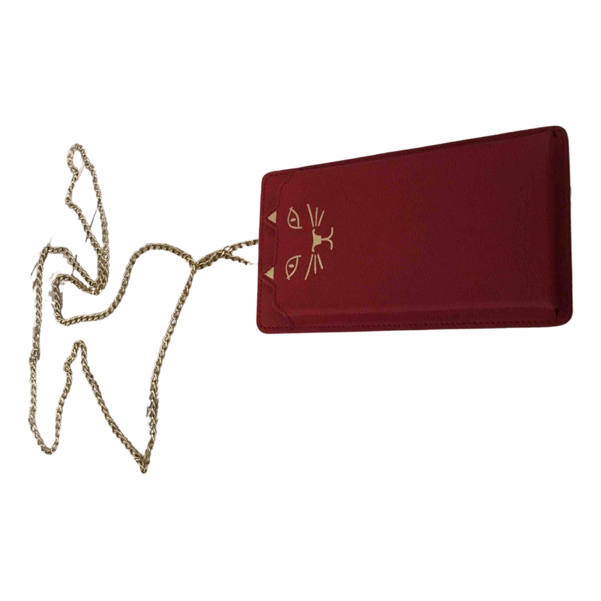 Charlotte Olympia N Leather Purses, wallet & cases for Women N