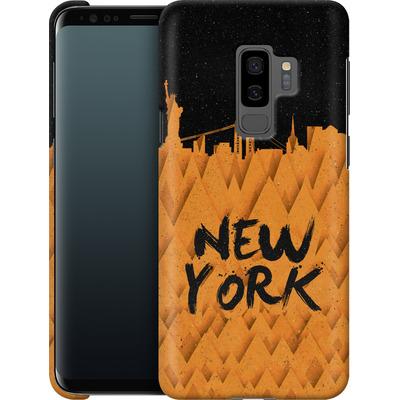 Samsung Galaxy S9 Plus Smartphone Huelle - New York City von Danny Ivan
