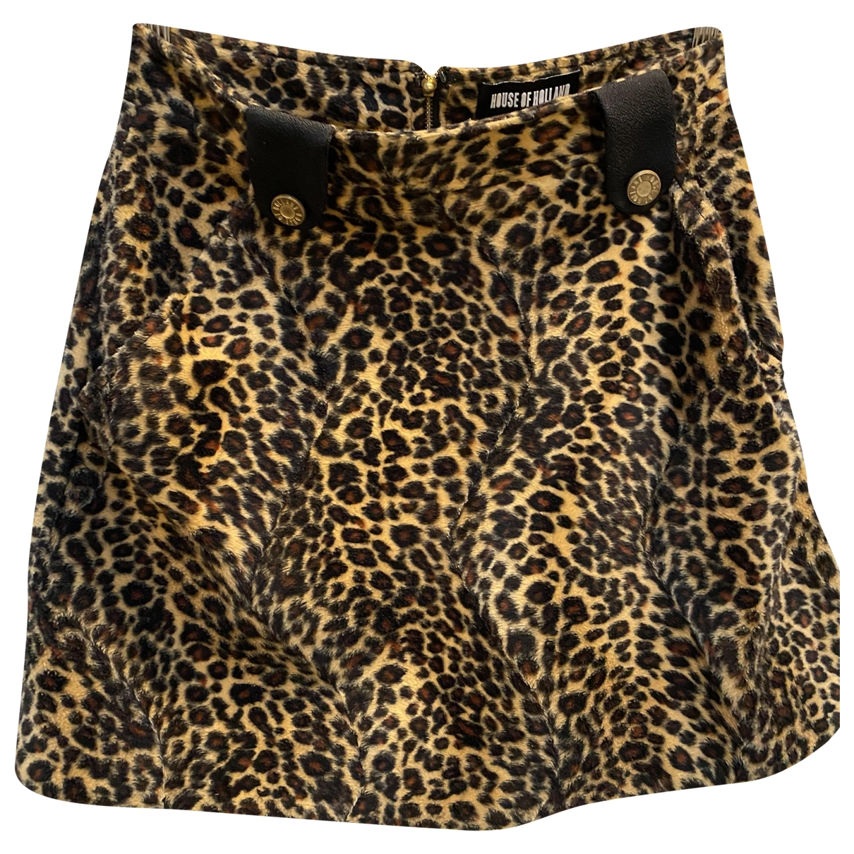 House Of Holland \N Brown skirt for Women M International