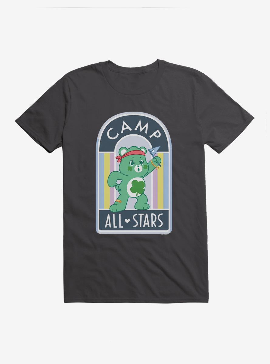 Care Bears Camp Good Luck Bear T-Shirt