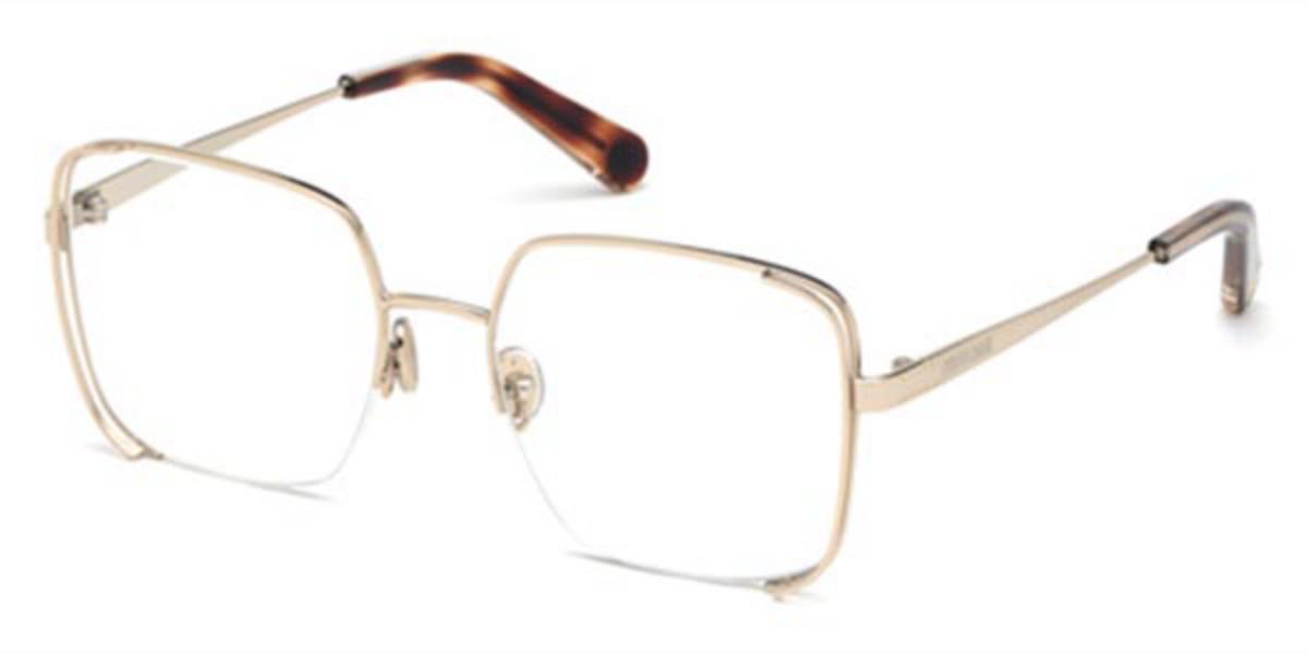 Roberto Cavalli RC 5085 32A Women's Glasses Gold Size 53 - Free Lenses - HSA/FSA Insurance - Blue Light Block Available