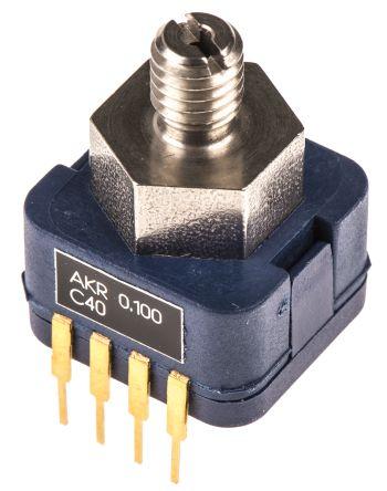 EPCOS Pressure Sensor for Fluid, Gas , 0.1bar Max Pressure Reading